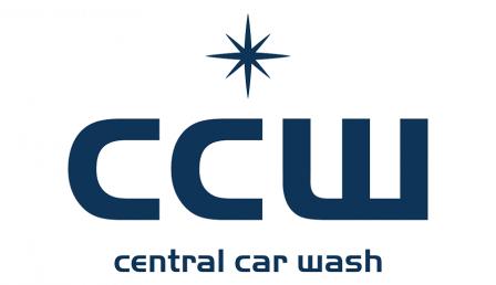 ccw central car wash logo